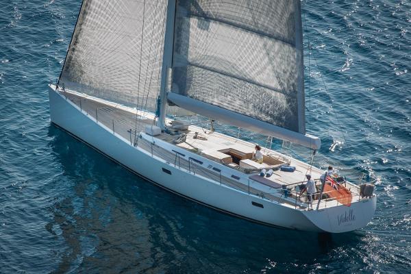 Custom CN Yacht 2000 Felci 71