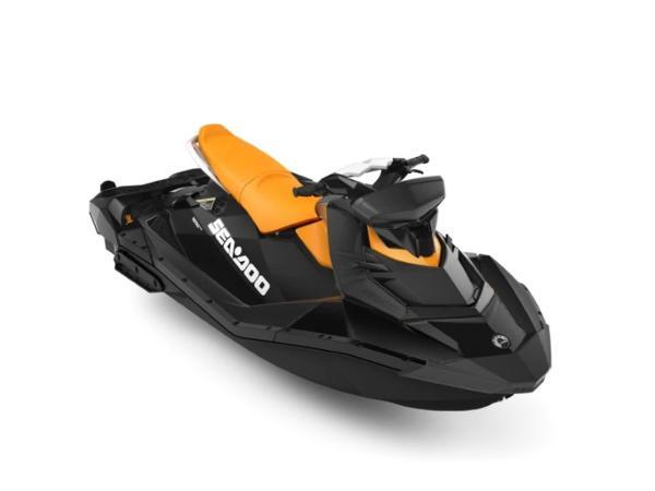 Sea-Doo Spark® 3-up Rotax® 900 H.O ACE™ IBR, CONV & Sound System
