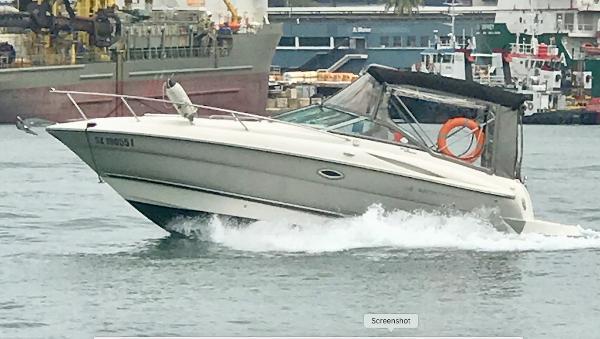 Monterey 275 SCR Monterey 275 SCR Sport Cruiser
