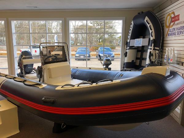North Atlantic Inflatables RIB 480