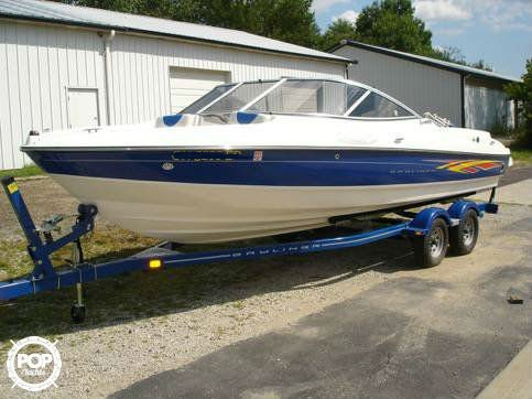 Bayliner 225 Br 2007 Bayliner 225 BR for sale in Dadeville, AL