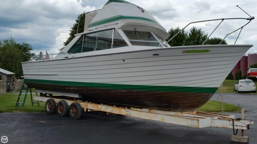 Chris-Craft Sea Skiff 32 Sports Cruiser 1967 Chris-Craft Sea Skiff 32 Sports Cruiser for sale in Walworth, WI