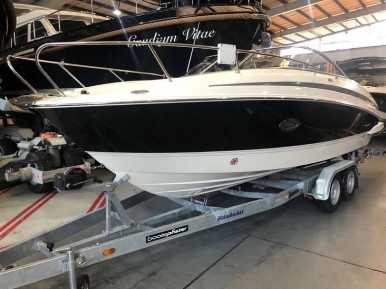 Bayliner Bayliner 742 CU VERKAUFT Motorboot