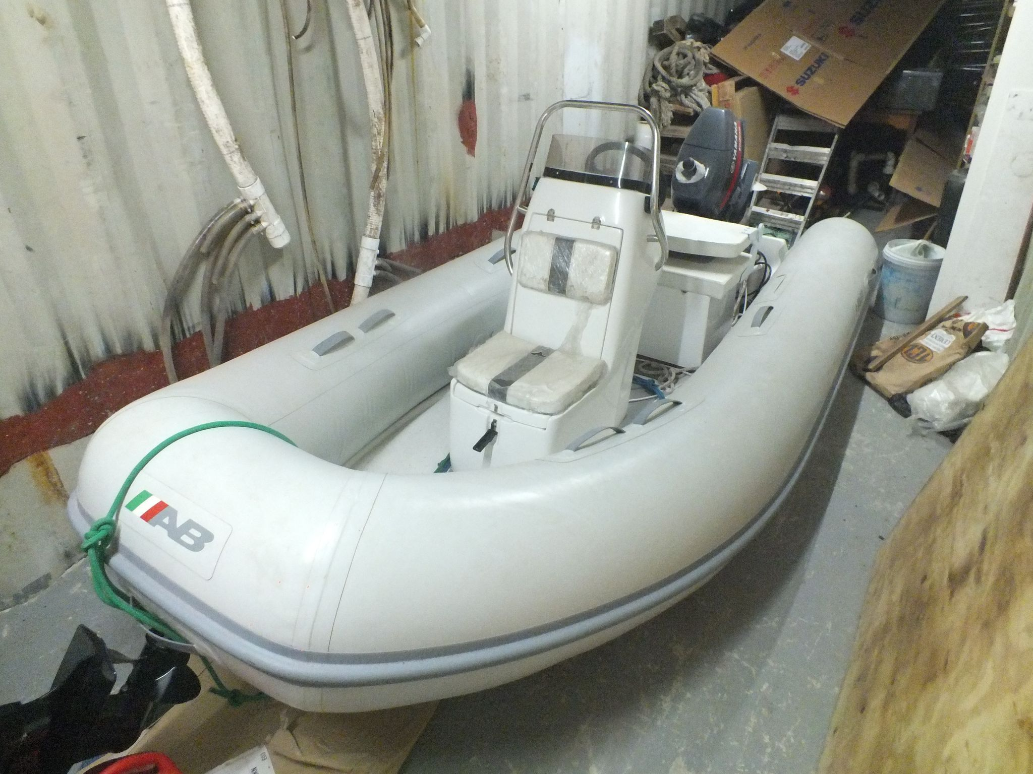 AB Inflatables 12 VL Console