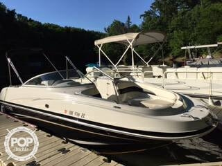 Tahoe 228 Bowrider 2008 Tahoe 228 Bowrider for sale in Deerfield, OH