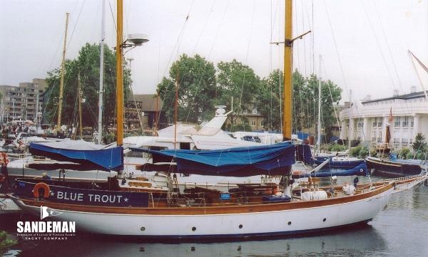 Custom Dallimore Bermuda Ketch