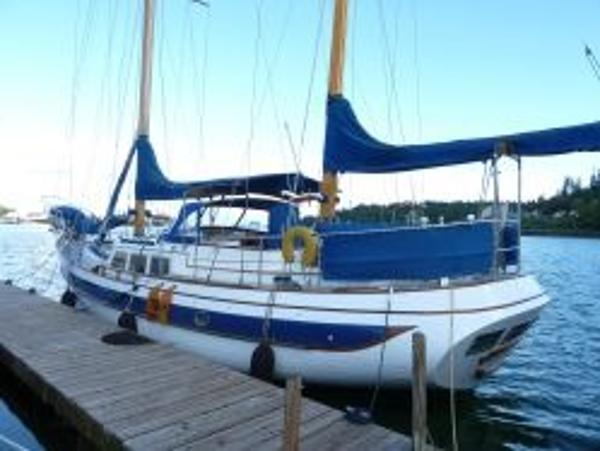 Ta Chiao CT 54/CT 56 Ketch