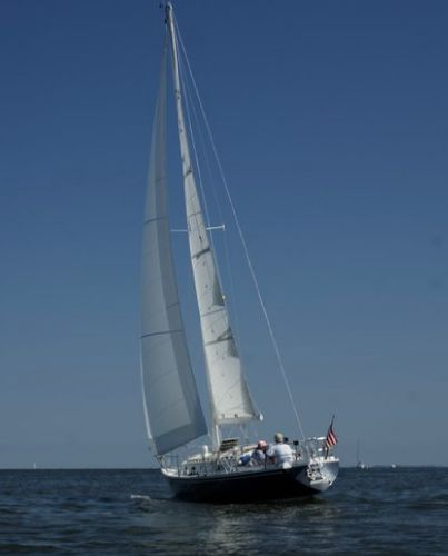 "Sabre 34 Sabre 34 ""Baby Girl"" Sailing"