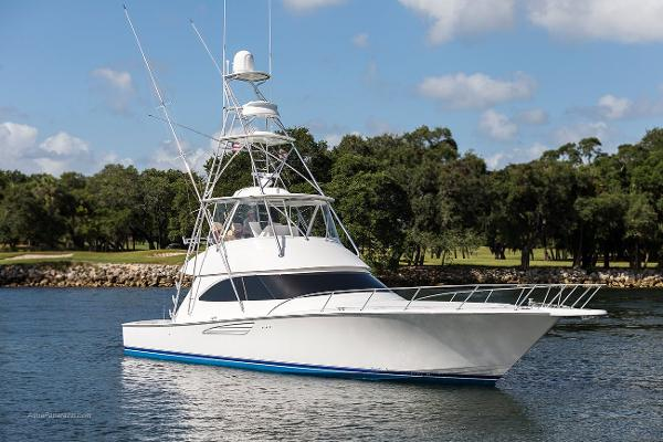 Viking 52 Convertible (52-803) Profile
