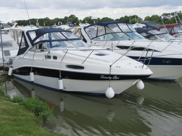 Sealine S28 Tingdene Thames & Kennet Marina Sealine S28