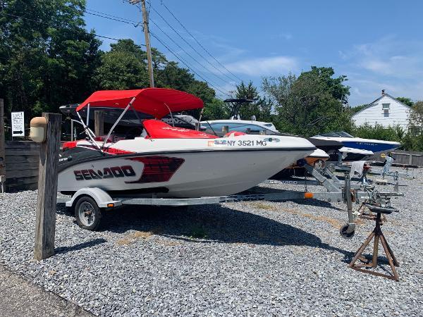 Sea-Doo Sport Boats Speedster 150 / Tower/215hp