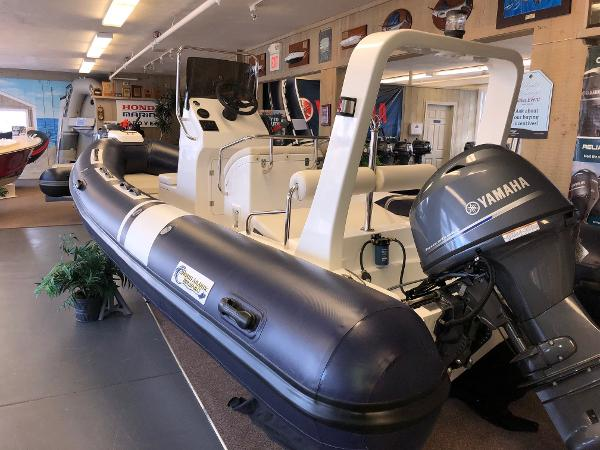 North Atlantic Inflatables RIB 520