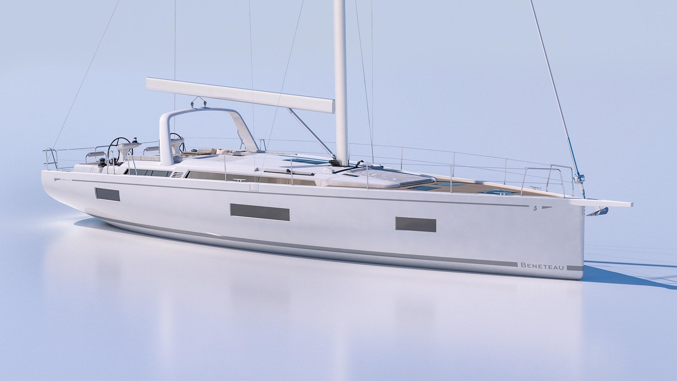 Beneteau Oceanis Yacht 54 Beneteau Oceanis Yacht 54