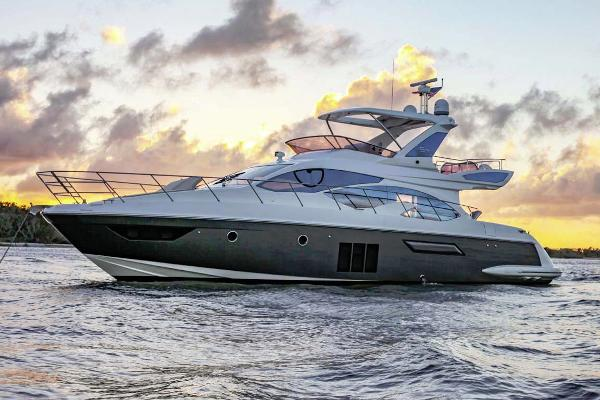Azimut 54 Flybridge Main Profile