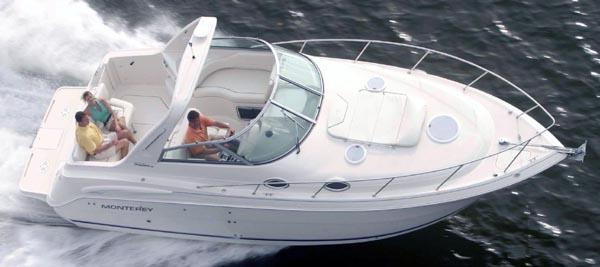 Monterey 302 Cruiser Manufacturer Provided Image