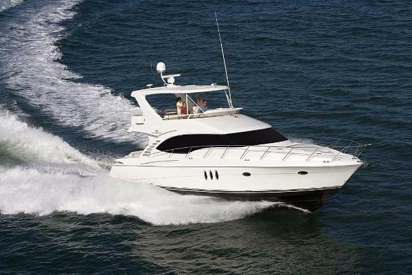Ovation 52 FLYBRIDGE
