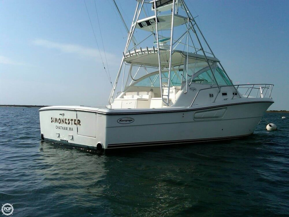 Rampage Express 38 2001 Rampage Express 38 for sale in Harwich Port, MA