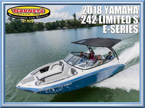 Yamaha 242 Limited S E-Series
