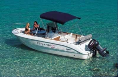 Sessa Key Largo 22 Manufacturer Provided Image: Key Largo 22