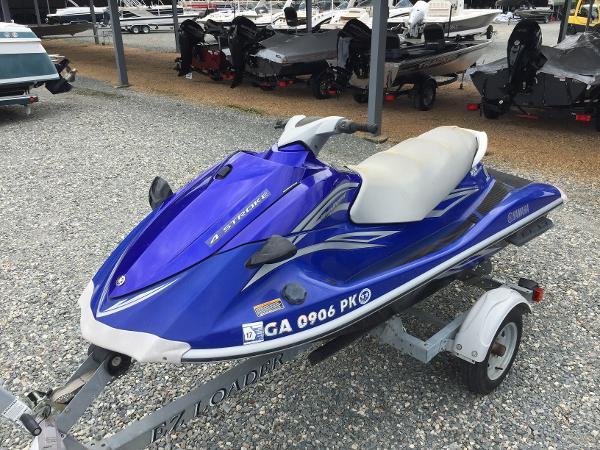 Yamaha vx deluxe boats for sale for Yamaha waverunner vx