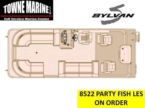 Sylvan 8522 Party Fish