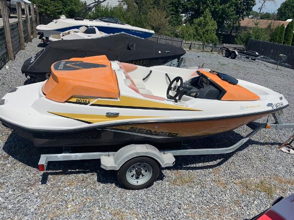 Sea-Doo Sport Boats Speedster 150
