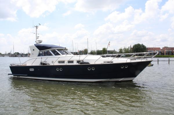 Linssen 45 DS Variotop