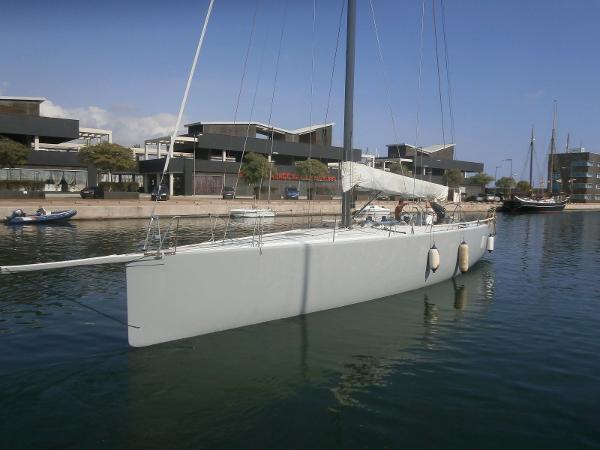 Judel and Vrolijk Ker Custom ORC/IRC Race Yacht Judel and Vrolijk Ker Custom ORC/IRC Race Yacht