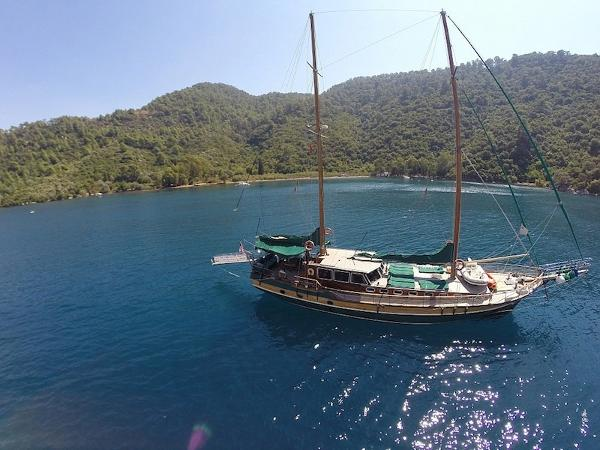 Marmaris  24 m   Ketch