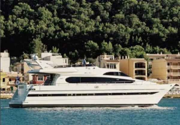 Monte Fino 70 Euro Transom M.Y.
