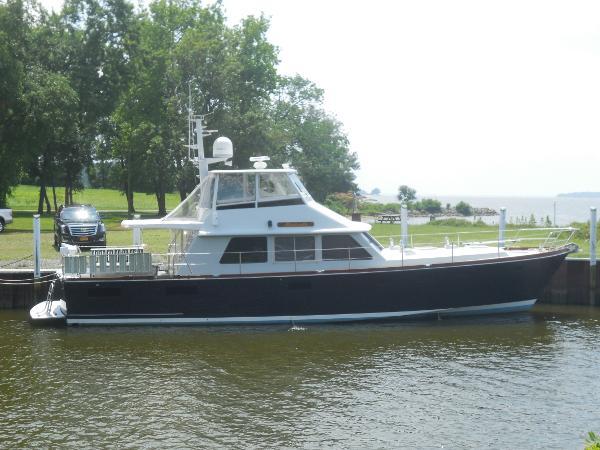 Lyman Morse 62 Motoryacht
