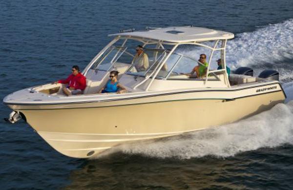 Grady-White Freedom 335 Manufacturer Provided Image