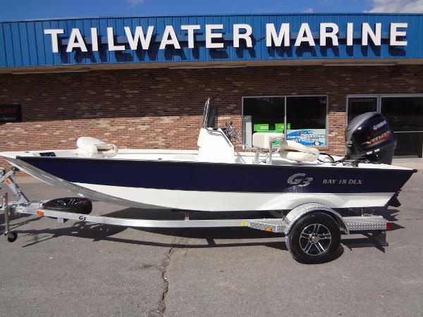 G3 Boats 2016 G3 18 Bay DLX