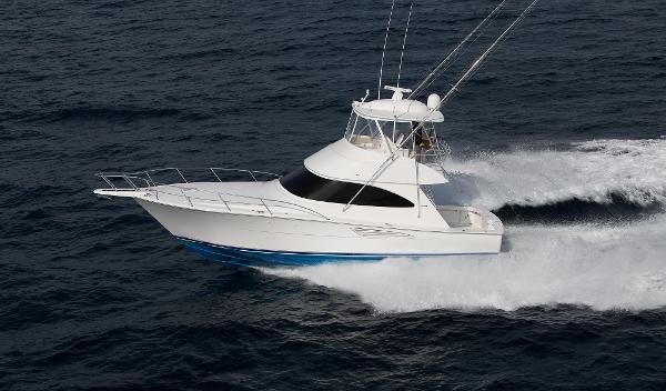 Viking 44 Convertible Port Side