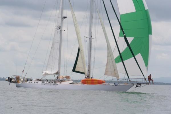 Naval de Kerlevin Schooner Afternoon Sail
