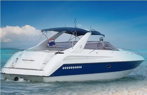 Sunseeker Comanche 40 Power Sport Cruisers