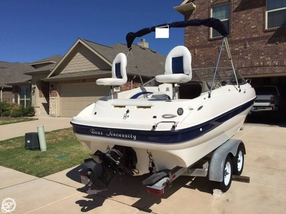 Bayliner 212 Capri Cuddy 2003 Bayliner 212 Cuddy for sale in Sanger, TX
