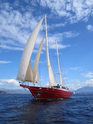 Sailboat Tuzla