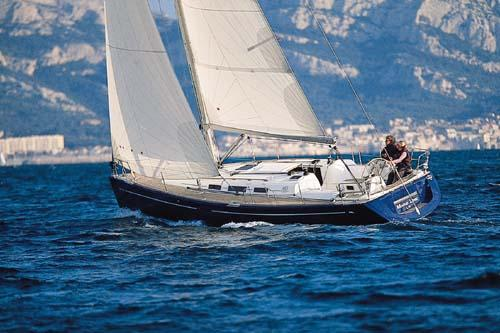 Dufour 40 Performance Manufacturer Provided Image: Dufour 40