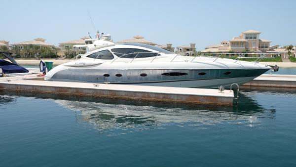 Atlantis 55 Motor Yacht