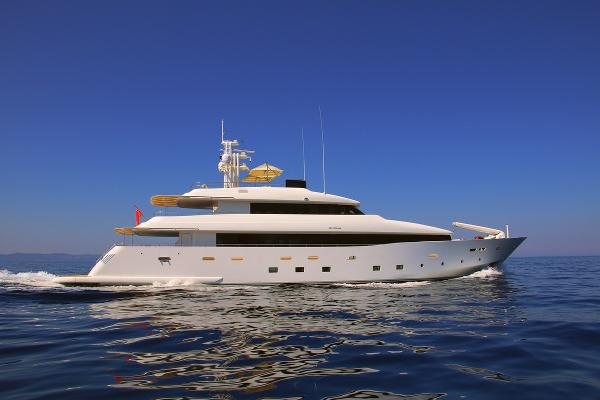 Custom Avangard Luxury Motor Yacht