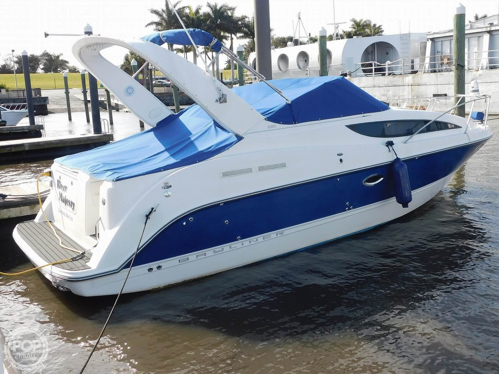 Bayliner 285 Ciera SB 2007 Bayliner 2855 Ciera SB for sale in Pahokee, FL