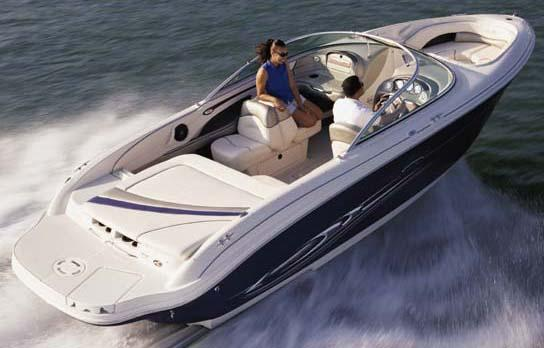 Sea Ray 220 Select Manufacturer Provided Image