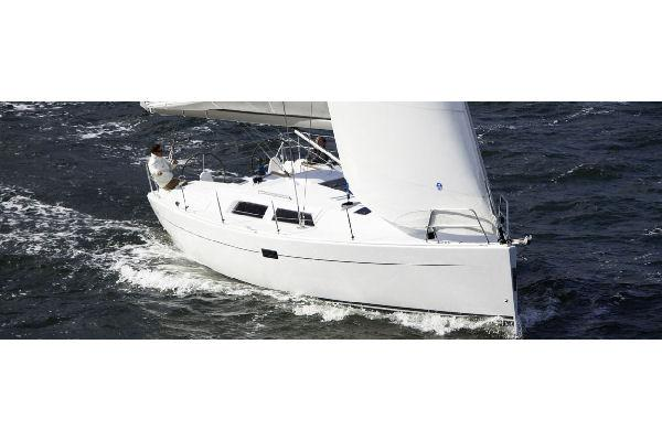 Hanse 400 Manufacturer Provided Image