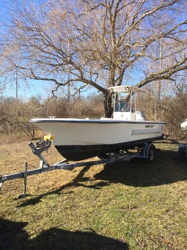 CB boat works Alcar Pumpout Boat