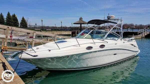 Sea Ray 270 Amberjack 2005 Sea Ray Amber Jack for sale in Trenton, MI