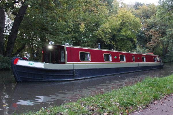 Narrowboat 69' Pro-Build Cruiser Stern