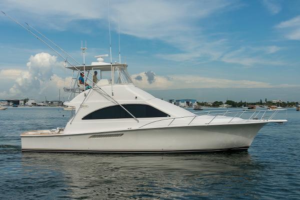 Ocean Yachts Convertible Kenz Sea