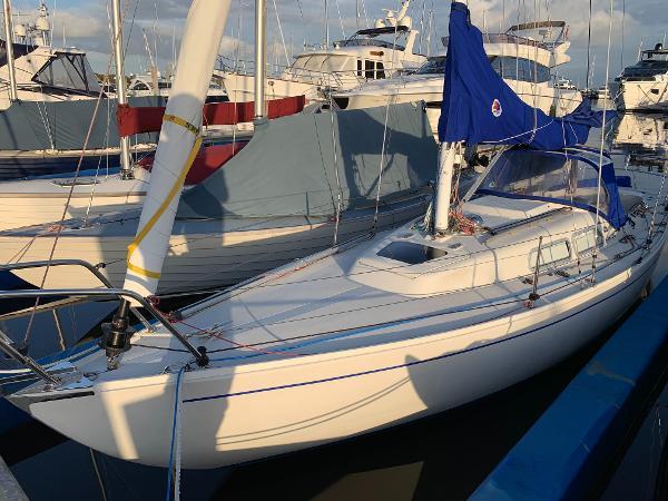 Folkboat International Marieholm