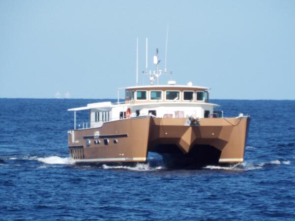 Fernand HERVE Atlantic Cruiser 60